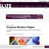 Screenshot of www.slate.com