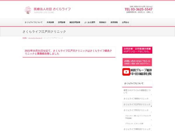Screenshot of www.slclinic.com