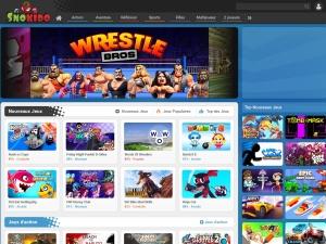 Jeux vidéo en ligne et jeux flash gratuits.