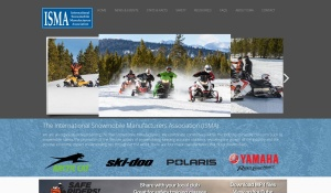 Screenshot of www.snowmobile.org
