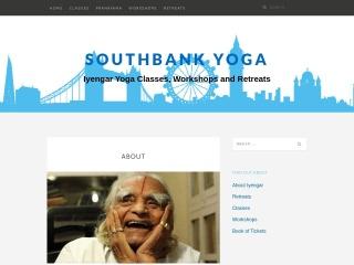 South Bank Yoga