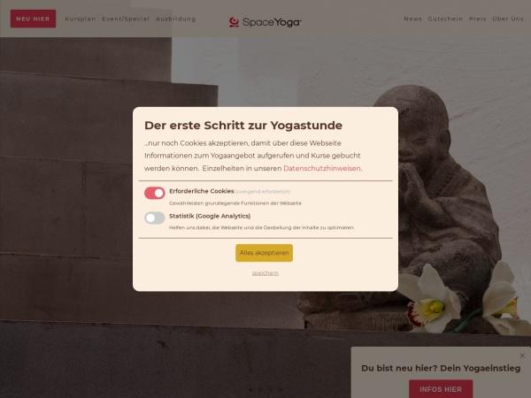 http://www.spaceyoga.de