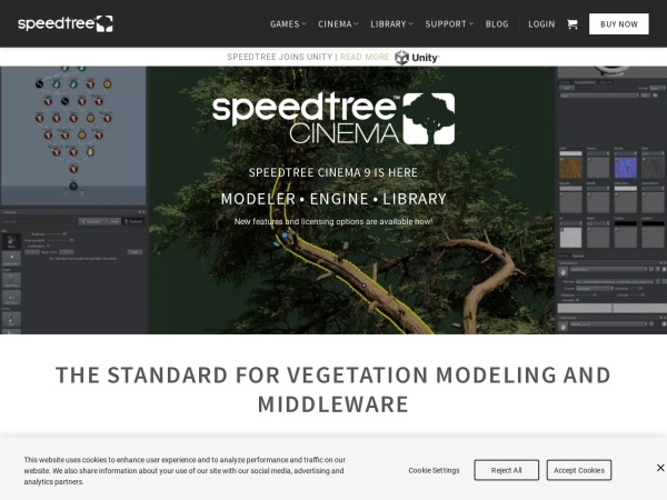 http://www.speedtree.com/