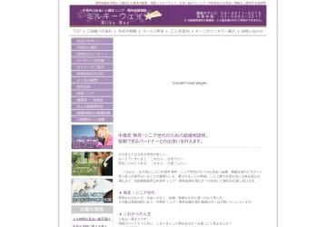Screenshot of www.st-bridal.com