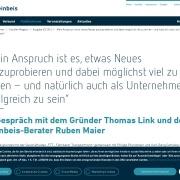 http://www.steinbeis.de/de/publikationen/transfermagazin/ausgabe-032016/mein-anspruch-ist-es-etwas-neues-auszuprobieren-und-dabei-moeglichst-viel-zu-lernen-und-natuerlich-auch-als-unternehmer-erfolgreich-zu-sein.html