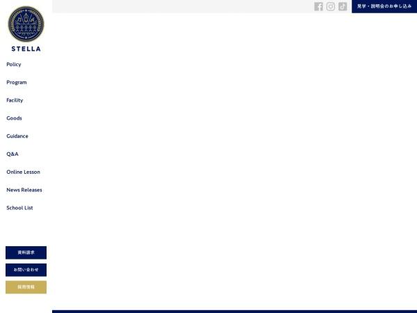 Screenshot of www.stellanet.com