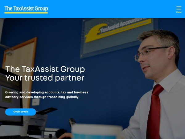 Screenshot of www.taxassist.net