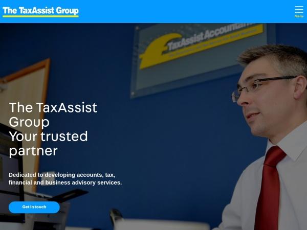 Screenshot of www.taxassist.net