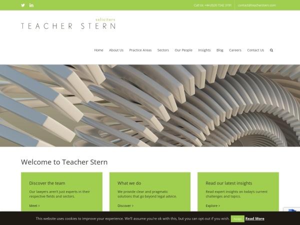 http://www.teacherstern.com