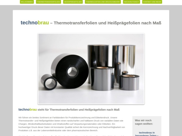 http://www.technobrau.de/index.php