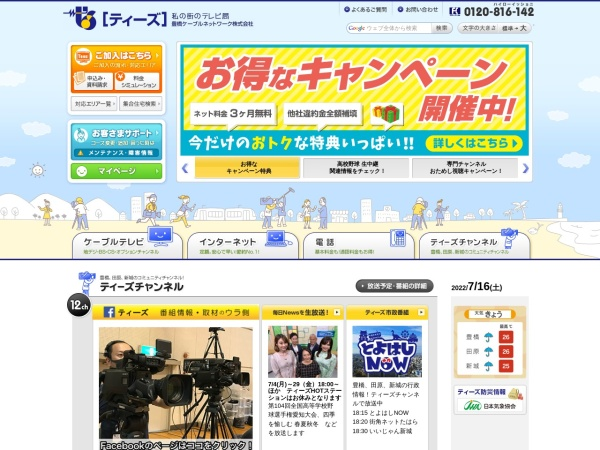 http://www.tees.ne.jp