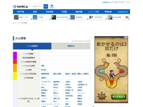 http://www.tenki.jp/bousai/volcano/