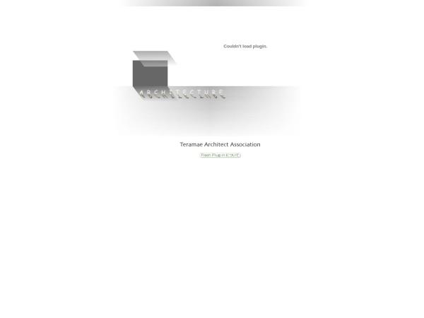 Screenshot of www.teramae.jp