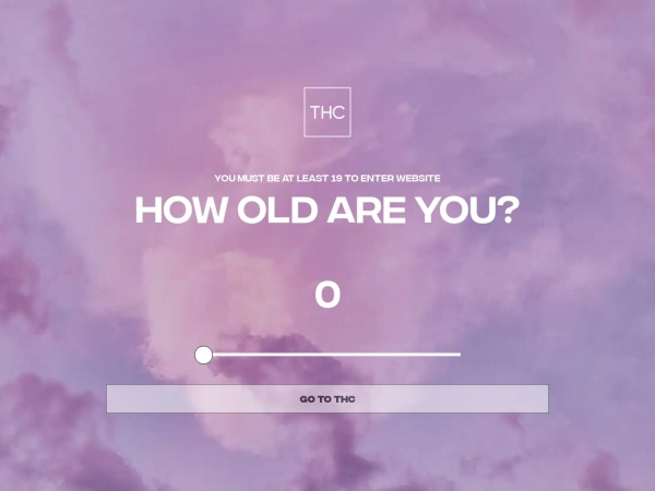 Screenshot of www.thccanada.ca