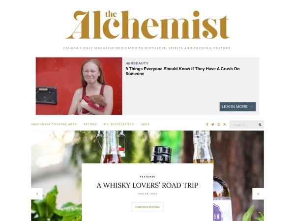 http://www.thealchemistmagazine.ca