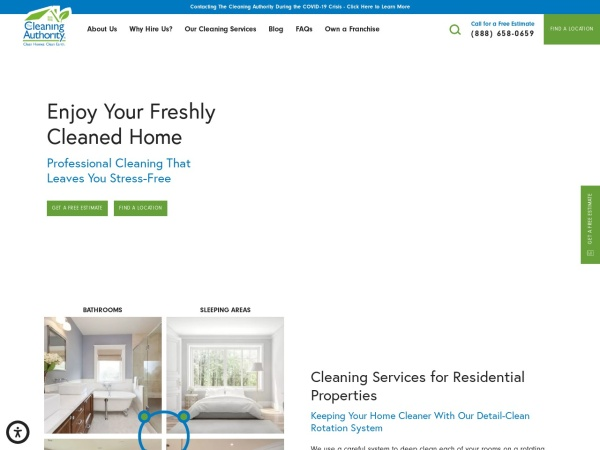 http://www.thecleaningauthority.com