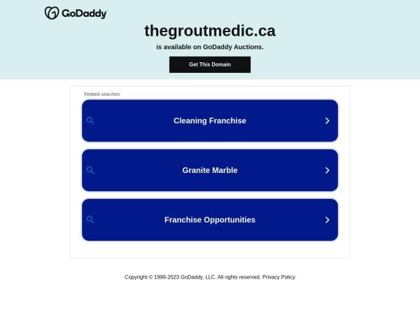 http://www.thegroutmedic.ca
