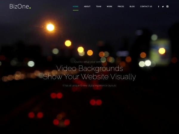 Screenshot von www.themesindustry.com
