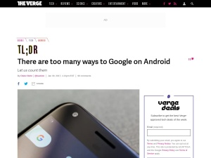 http://www.theverge.com/tldr/2017/1/30/14241212/google-android-search-bad-ui-ux-pixel