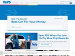 Thrifty Rent-A-Car System Discounts Codes