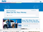 Thrifty Rent-A-Car System Promo Codes