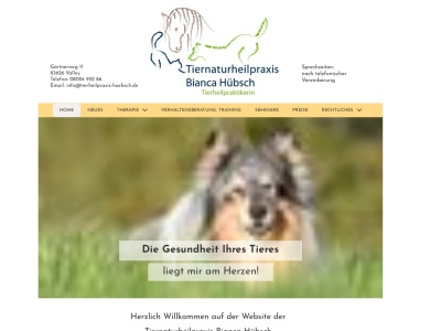 tierheilpraxis-huebsch.de