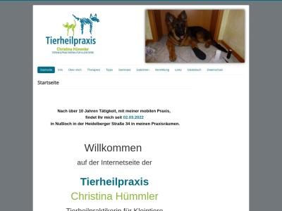 tierheilpraxis-huemmler.de