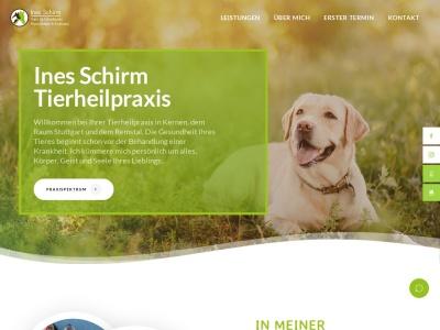 tierheilpraxis-schirm.de