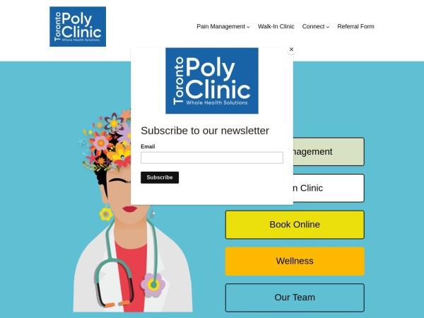 http://www.torontopolyclinic.com/
