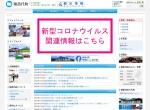 Screenshot of www.town.inawashiro.fukushima.jp