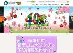 Screenshot of www.town.mutsuzawa.chiba.jp