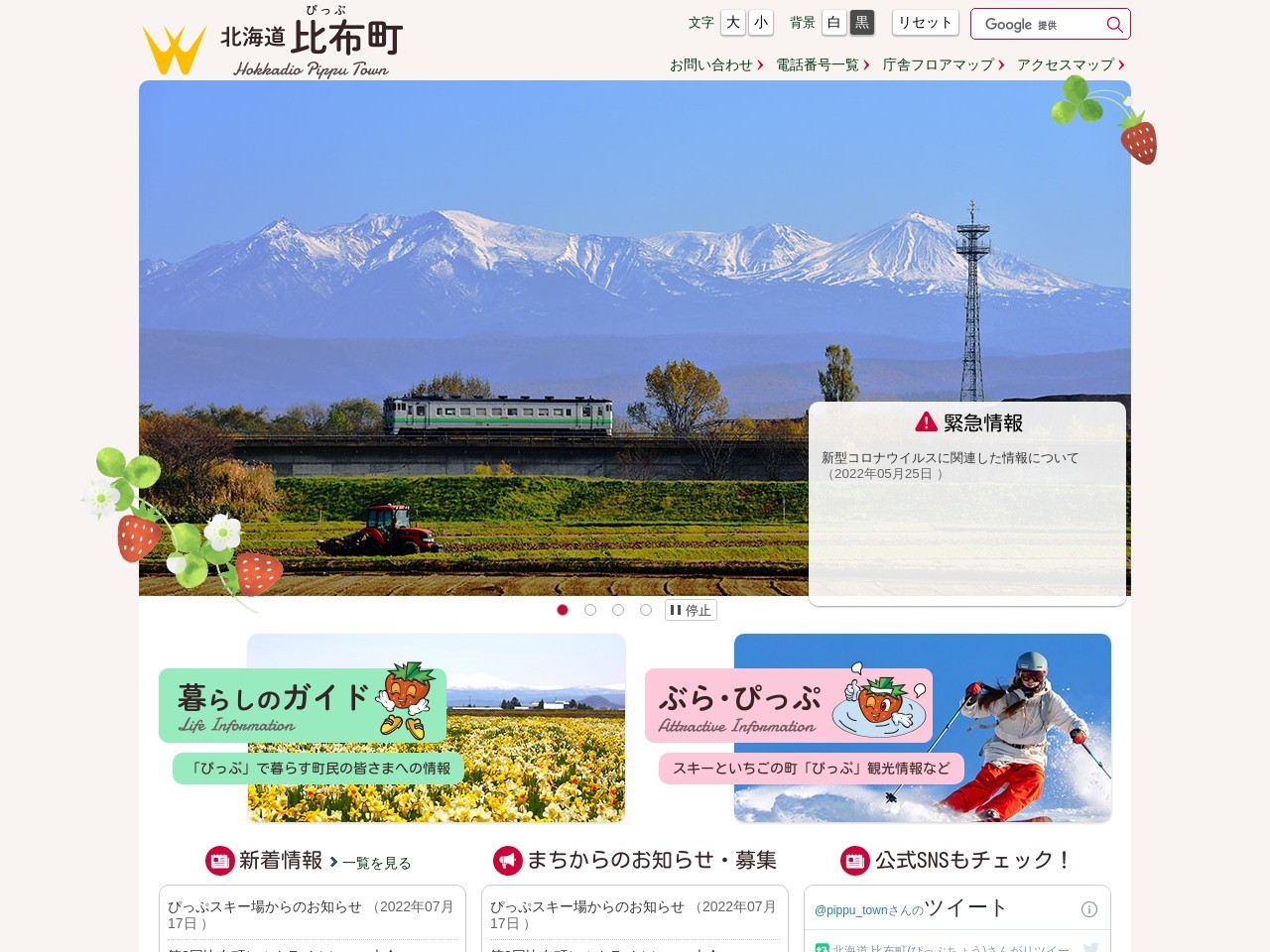 http://www.town.pippu.hokkaido.jp/