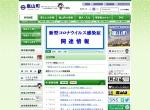 Screenshot of www.town.ranzan.saitama.jp