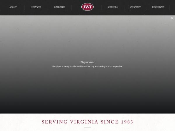 Screenshot of www.townsendlandscape.com