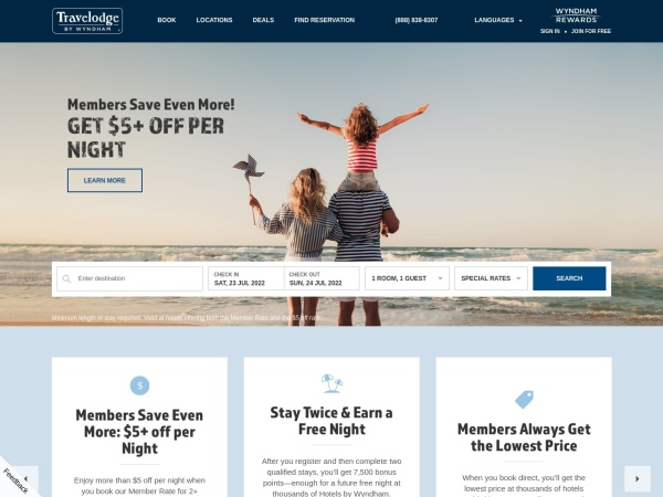http://www.travelodge.ca