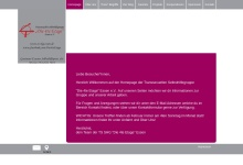 Screenshot of www.ts-shg-essen.de
