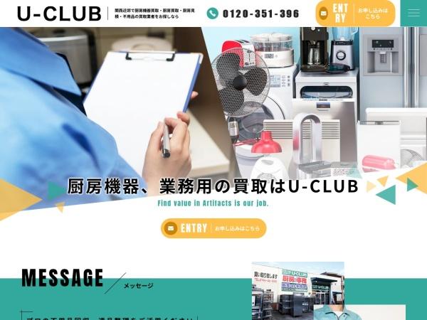 Screenshot of www.u-club.info