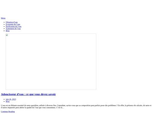 http://www.une-eau-pure.com