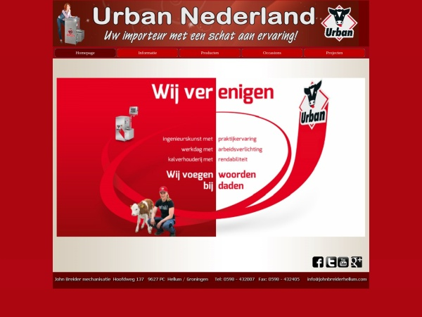http://www.urbannederland.nl