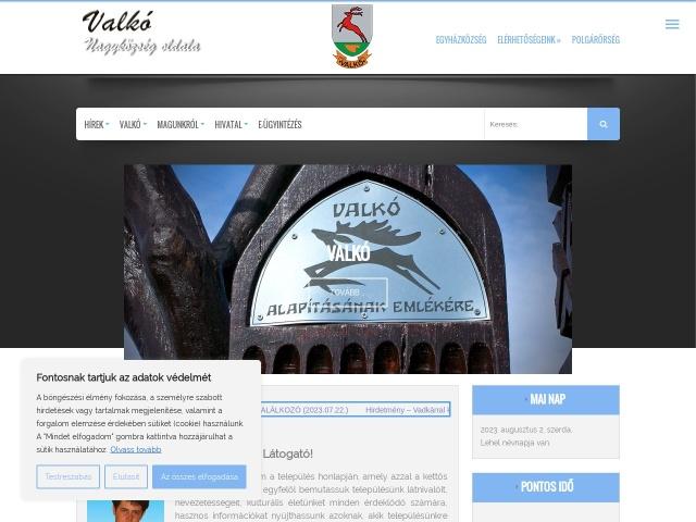 http://www.valko.hu
