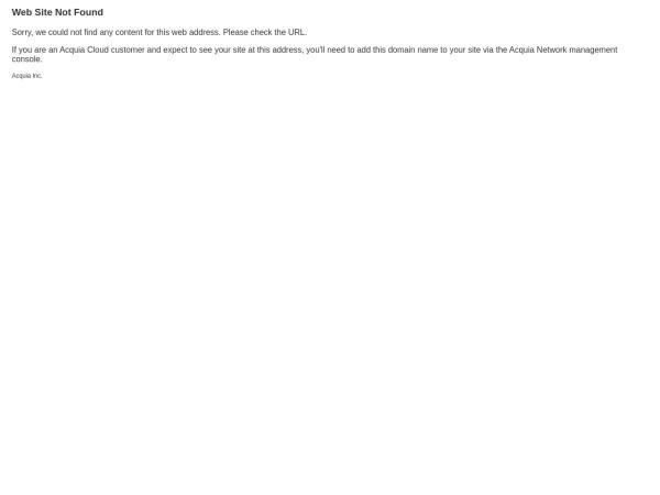 Screenshot von www.vervemusicgroup.com