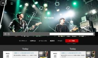 大阪Live Space Vi-code