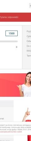 Screenshot of www.viasms.pl