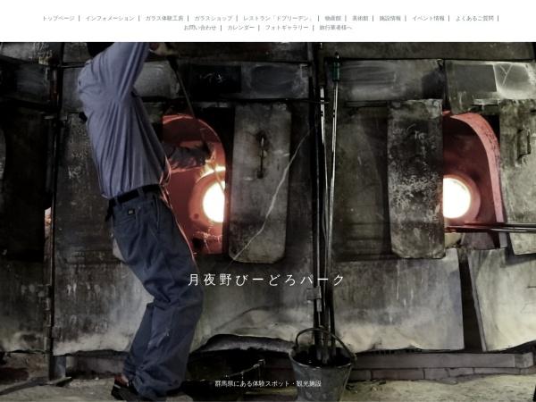 Screenshot of www.vidro-park.jp