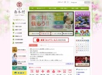 Screenshot of www.vill.takagi.nagano.jp
