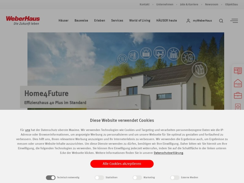 http://www.weberhaus.de/home/