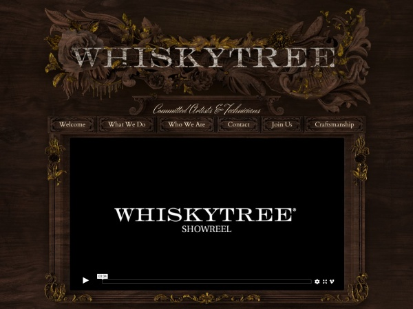 Screenshot of www.whiskytree.com
