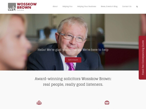 http://www.wosskowbrown.co.uk
