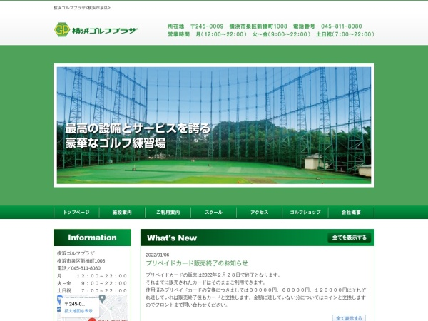 Screenshot of www.y-g-p.com