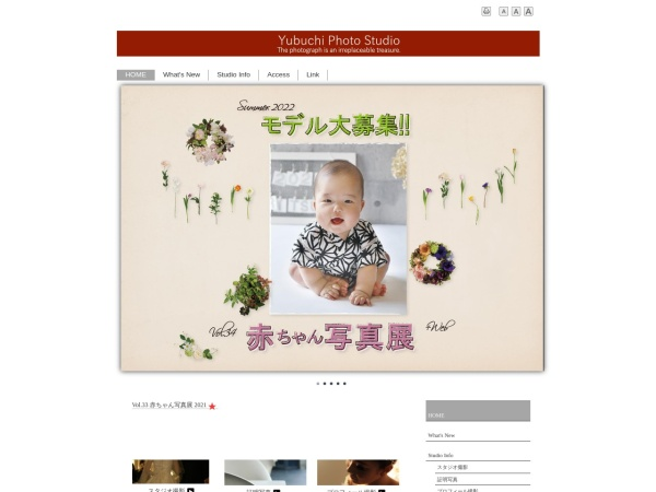 Screenshot of www.y-ps.jp